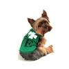Love Shamrock Dog Tank