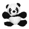 Mighty Microfiber Ball Dog Toy-Panda