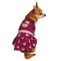 Monkey Business Dog Dress