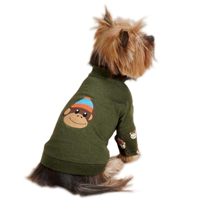 Monkey Business Mock Dog Tee Ty