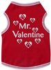 Mr. Valentine Dog Tank