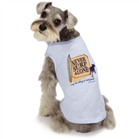 Never Surf Alone Dog Tank