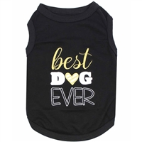Parisian Pet Best Dog Ever Dog Shirt