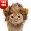 Pet Krewe Cat & Small Dog Lion Mane Costume