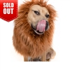 Pet Krewe Medium & Big Dog Lion Mane Costume