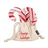 P.L.A.Y. Holiday Classic Toy Collection-Cheerful Candy Canes Dog Toy