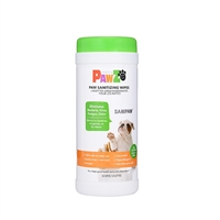 Pawz SaniPaw 60 Count Wipes