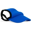 Playa Pup Sun Protective Dog Visor-Royal