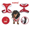 Puppia Santa Dog Harness A-Red