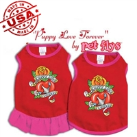 Puppy Love Forever Dog Dress