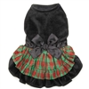 Radiant Tartan Dog Dress