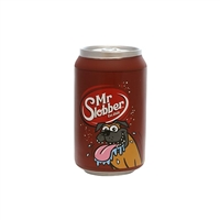 Silly Squeakers Soda Can-Mr. Slobber Dog Toy