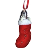 Santa's Little Pals Basset Hound Ornament