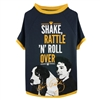 Shake, Rattle and Roll Dog Tee