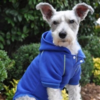 Sport Dog Hoodie-Nautical Blue