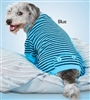 Striped Dog Pajamas