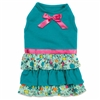 Sun & Sea UPF 40 Ruffle Dog Dress