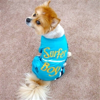 Surfer Boy Dog Tee