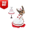Sweet Heart Nurse Dog Costume