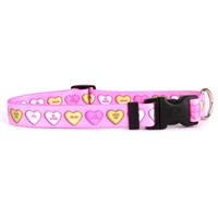 Sweethearts Dog Collar