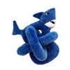 Talking Mini Blue Shark Dog Toy