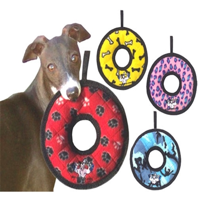 Tuffy's Jr Ring Dog Toy