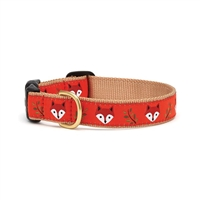 Up Country Foxy Dog Collar