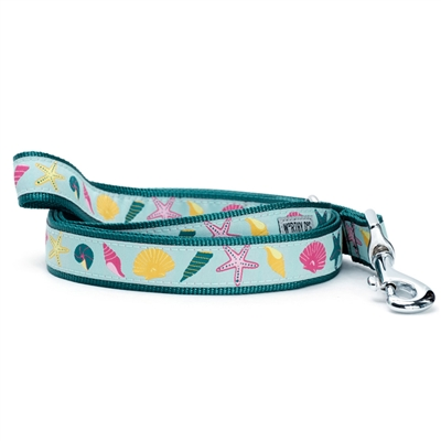 The Worthy Dog Seashells Dog Lead