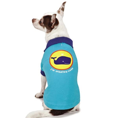 Whaley Tales SPF 40 Dog Polo Shirt