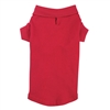 Zack & Zoey Dog Polo Shirt-Tomato Red