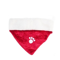 Zippy Paws Holiday Santa Bandana