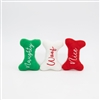 Zippy Paws Holiday Miniz 3 Pack Naughty and Nice Bones