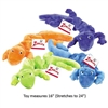 Zanies Bungee Gecko Dog Toy