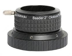 "BAADER CLICKLOCK CLAMP FOR SCT 3.3"" THREAD (C11/C14) #2956233"