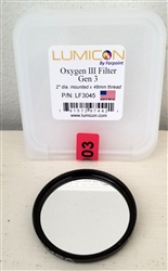 LUMICON O-III GEN.3 NEBULA FILTER--2.00""