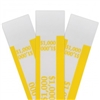 Yellow $1000 Self Sealing Currency Straps (20 000/case)