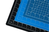 "Dahle 18"" x 24"" Cutting Mat - Blue - Each"