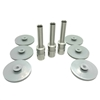 "Carl RP-3300 Replacement 9/32"" Punch Kit for XHC-3300 3-Hole Punch"