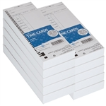 Pyramid Attendance Cards for Models 4000 & 5000 (1000/Box)