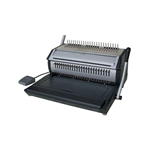 Tamerica VersaBind-E Modular 4-in-1 Electric Punch and Manual Binding Machine