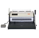 Tamerica VersaBind-Ei 4-in-1 Electric Punch and Manual Binding Machine