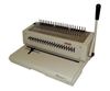 Tamerica TCC210EPB Electric Plastic Comb Binding Machine