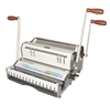 Akiles DuoMac-C41 Plastic Comb and 4:1 Coil Binding Machine