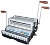 Akiles DuoMac-C21 Plastic Comb and 2:1 Wire Binding Machine