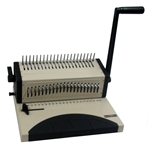 DocuGem 9620 Manual Comb Binding Machine