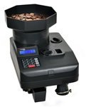 Cassida C850 Ultra Heavy Duty Coin Counter / Off-sorter / Wrapper