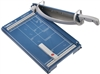 "Dahle 561 14-1/2"" Safety First Premium Guillotine Paper Cutter"