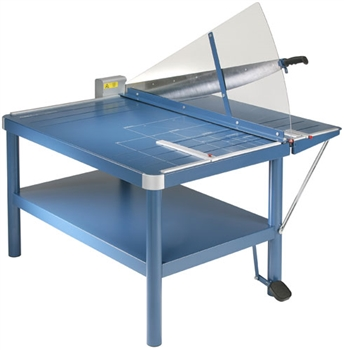 "Dahle 585 43-1/4"" Workshop Guillotine Cutter"