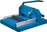 "Dahle 846 16-7/8"" Stack Paper Cutter - Professional Series"