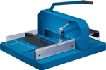 "Dahle 848 18-5/8"" Stack Paper Cutter - Professional Series"